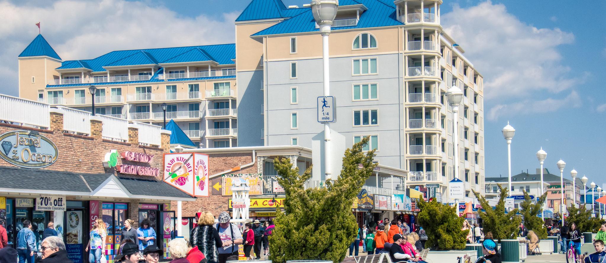 Defender Resorts Boardwalk Vacation Club Loans