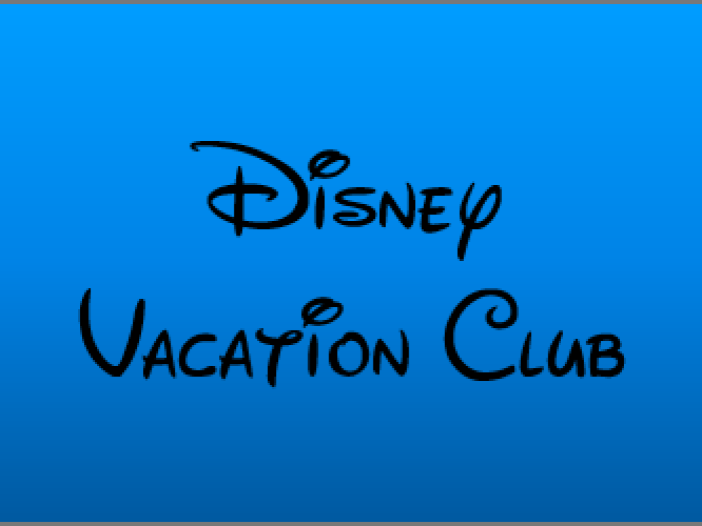 Disney Vacation Club DVC brand