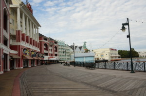 Disney's Boardwalk of the boardwalk