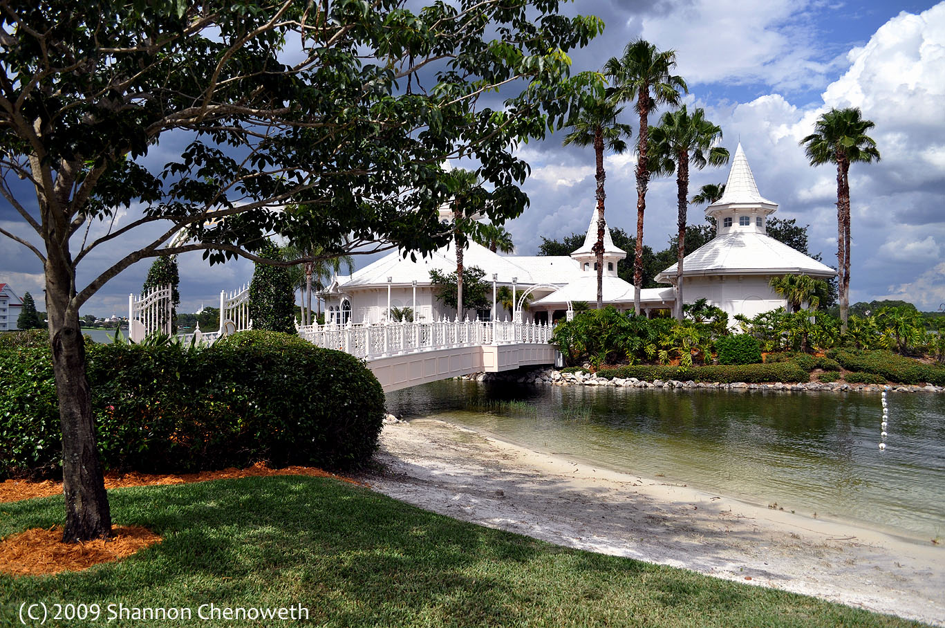 Disney S Wedding Pavilion A Fairy Tale Beginning At The Grand Floridian Resort