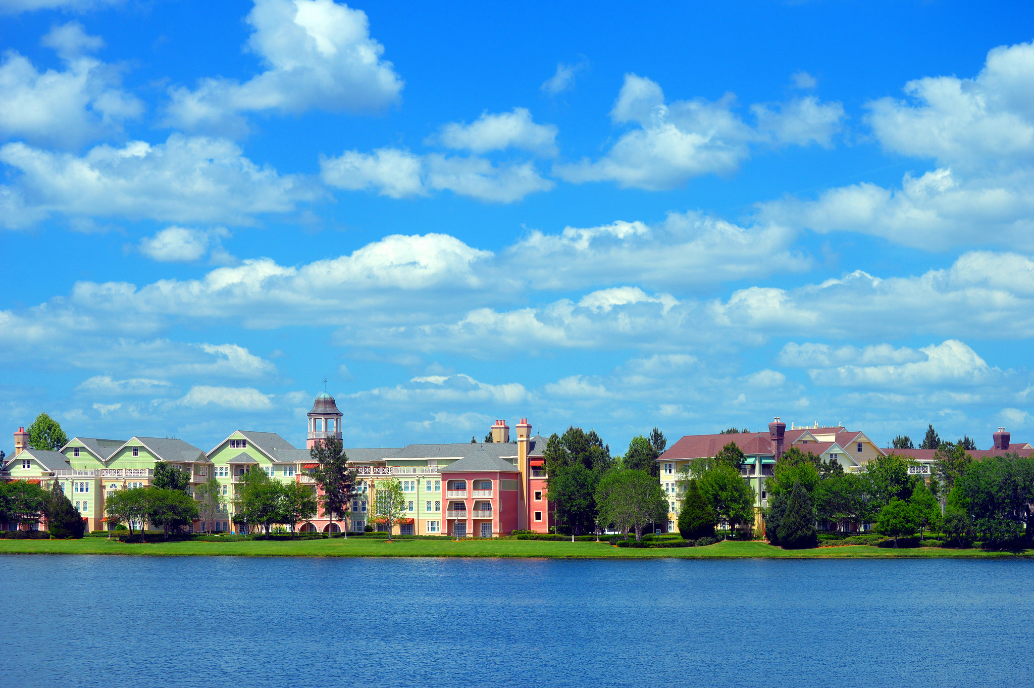 Orlando  Disneys Saratoga Springs Resort  Spa