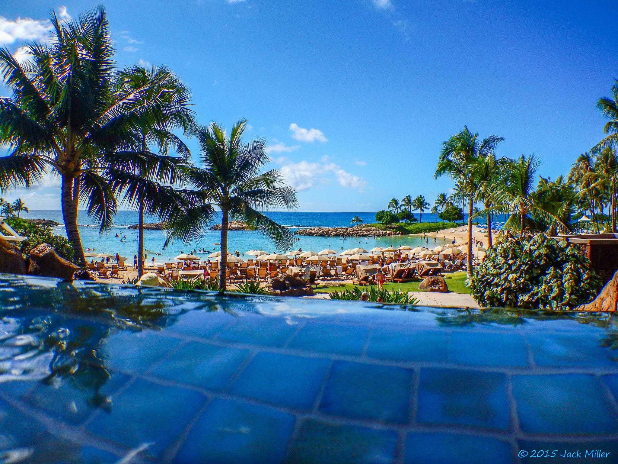 Hawaii Disney Resort Island