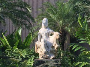 Marriott art and garden Kauai