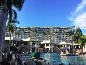 Marriott Kauai Beach building