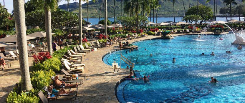 Marriott's Kaua'i Beach Club – Lihue, Kauai