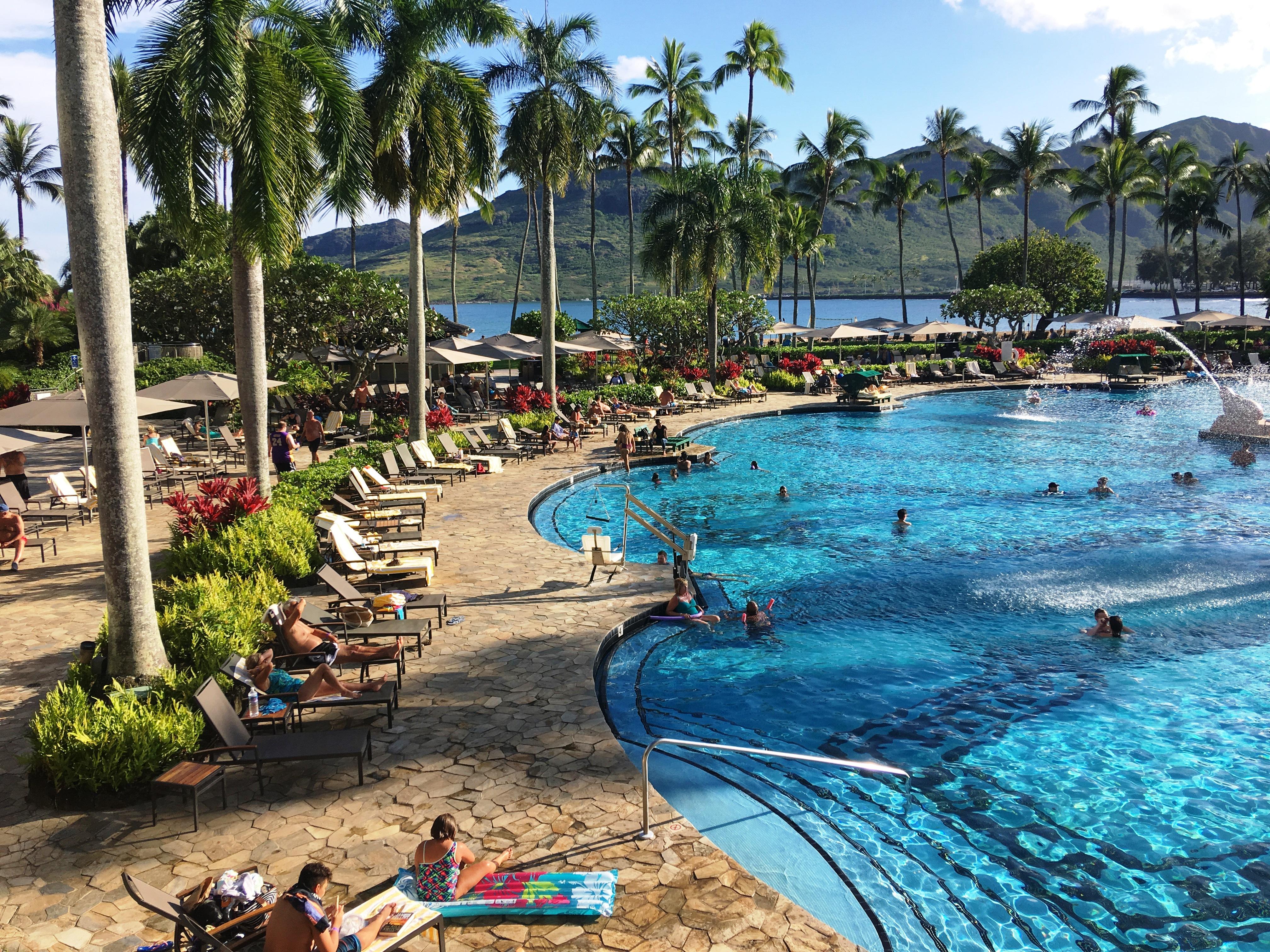 Marriott S Kaua I Beach Club Lihue Kauai