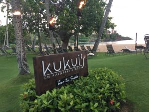 Kukui's at Marriott