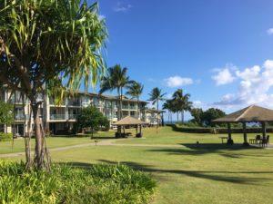 Westin Kauai ocean view