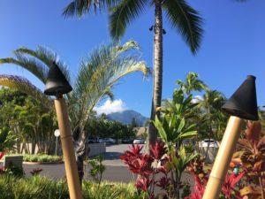Westin Ocean Kauai view