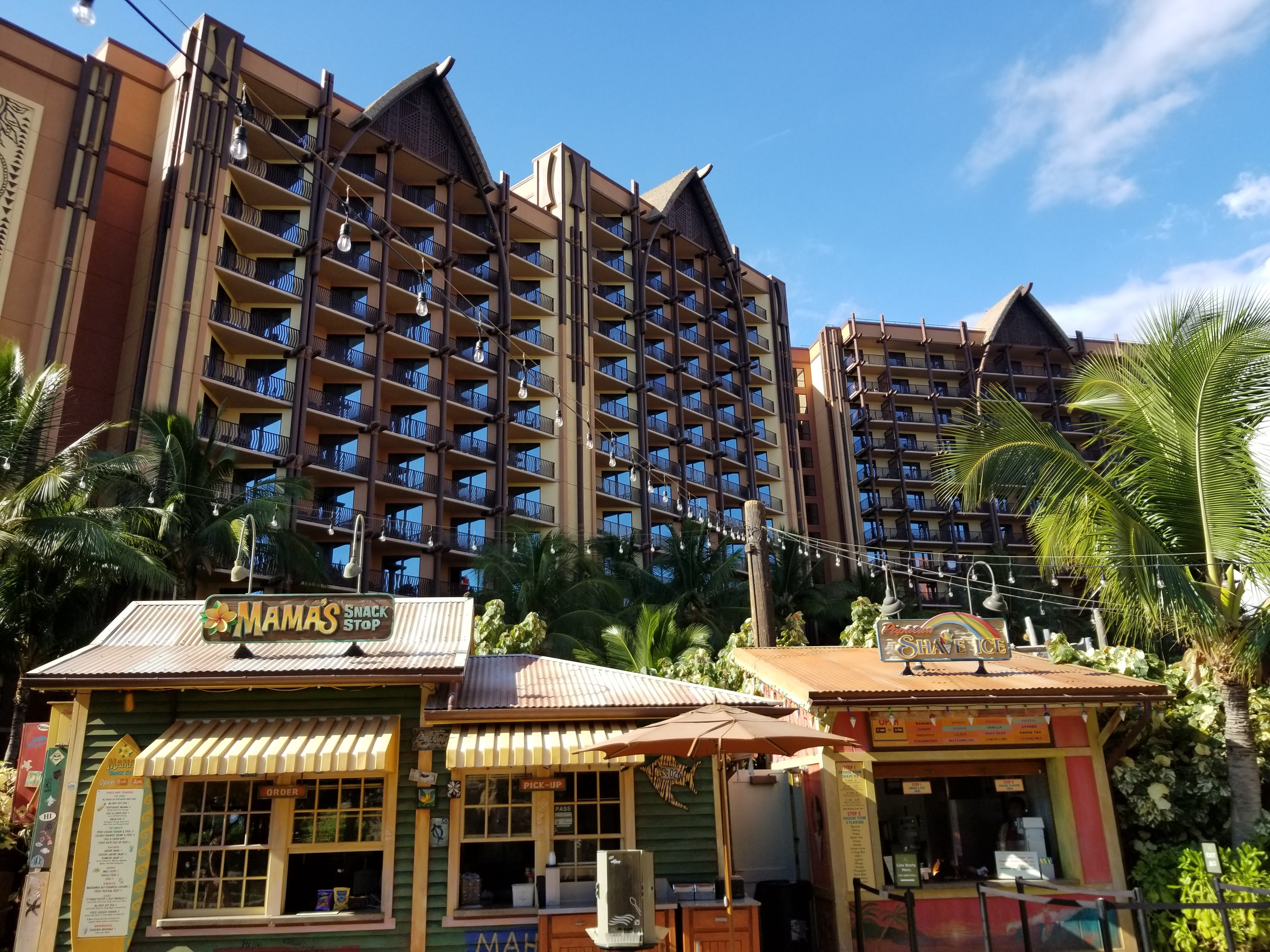 Aulani Store Vacation Club Loans