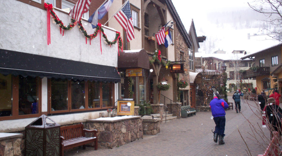Celebrate the Beauty of the Winter in Vail, Colorado