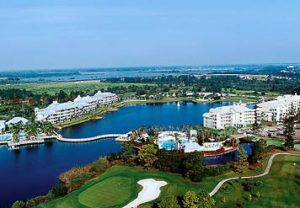 Cypress Harbour ariel view