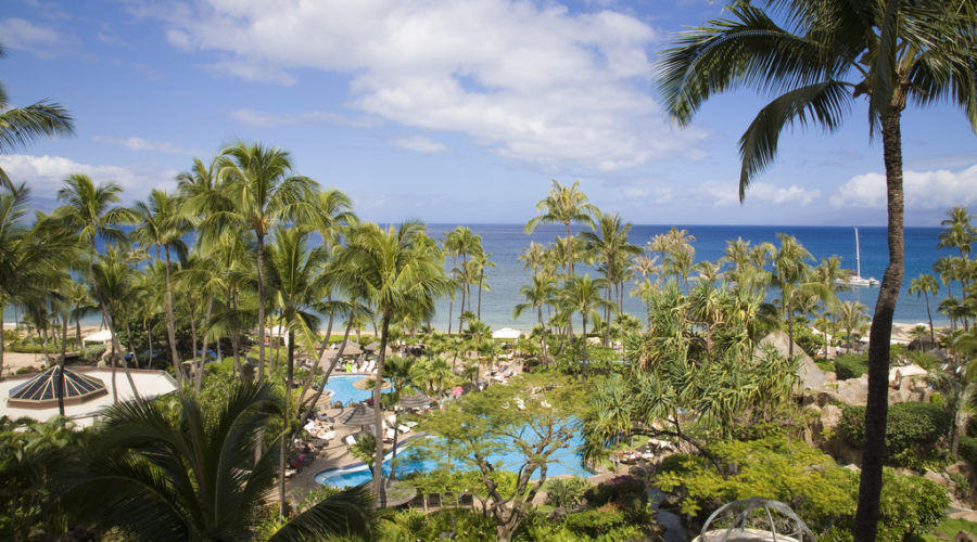 """Westin Ka'anapali Ocean Resort named """"Outstanding Property of the Year"""""""