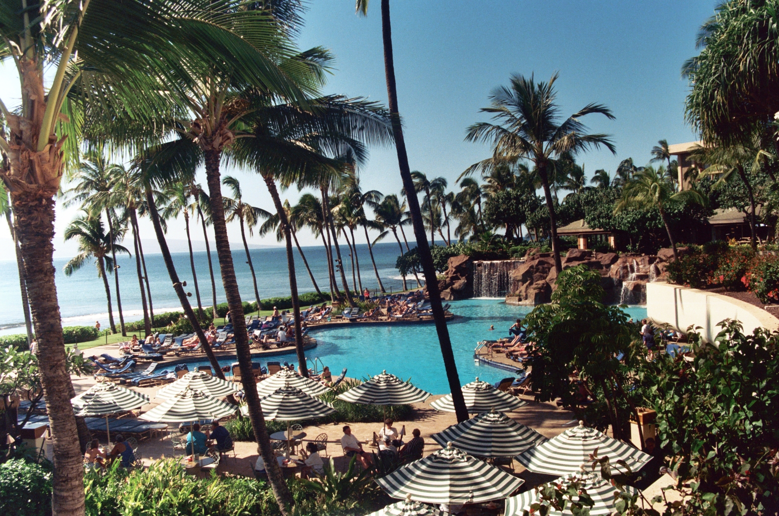 Hyatt Maui pool 2  Vacation Club Loans